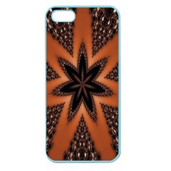 Digital Kaleidoskop Computer Graphic Apple Seamless Iphone 5 Case (color)