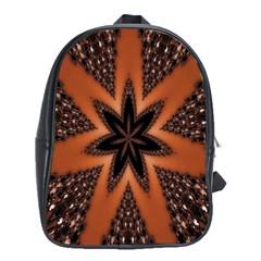 Digital Kaleidoskop Computer Graphic School Bags (XL)