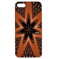 Digital Kaleidoskop Computer Graphic Apple iPhone 5 Hardshell Case with Stand