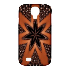 Digital Kaleidoskop Computer Graphic Samsung Galaxy S4 Classic Hardshell Case (pc+silicone)