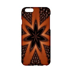 Digital Kaleidoskop Computer Graphic Apple iPhone 6/6S Hardshell Case