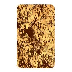 Abstract Brachiate Structure Yellow And Black Dendritic Pattern Memory Card Reader