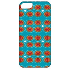 Floral Seamless Pattern Vector Apple Iphone 5 Classic Hardshell Case