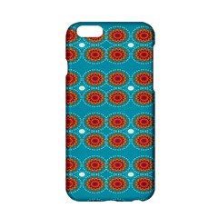 Floral Seamless Pattern Vector Apple Iphone 6/6s Hardshell Case
