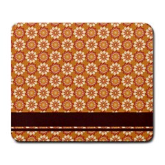 Floral Seamless Pattern Vector Large Mousepads