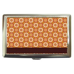 Floral Seamless Pattern Vector Cigarette Money Cases