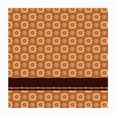 Floral Seamless Pattern Vector Medium Glasses Cloth (2 Side)