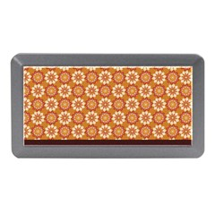 Floral Seamless Pattern Vector Memory Card Reader (Mini)