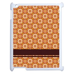 Floral Seamless Pattern Vector Apple Ipad 2 Case (white)