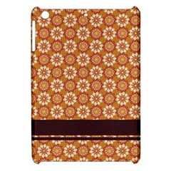 Floral Seamless Pattern Vector Apple iPad Mini Hardshell Case