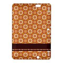 Floral Seamless Pattern Vector Kindle Fire Hdx 8 9  Hardshell Case