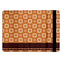 Floral Seamless Pattern Vector Samsung Galaxy Tab Pro 12.2  Flip Case