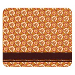 Floral Seamless Pattern Vector Double Sided Flano Blanket (Small)