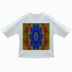 A Creative Colorful Backgroun Infant/Toddler T-Shirts