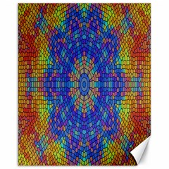 A Creative Colorful Backgroun Canvas 16  x 20