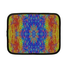 A Creative Colorful Backgroun Netbook Case (small)