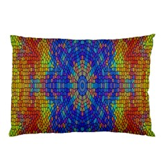A Creative Colorful Backgroun Pillow Case (two Sides)