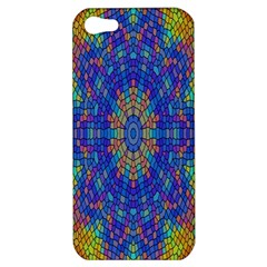 A Creative Colorful Backgroun Apple iPhone 5 Hardshell Case