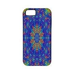 A Creative Colorful Backgroun Apple Iphone 5 Classic Hardshell Case (pc+silicone)
