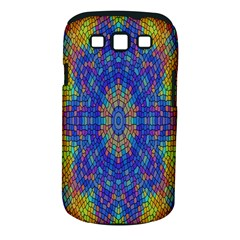 A Creative Colorful Backgroun Samsung Galaxy S III Classic Hardshell Case (PC+Silicone)