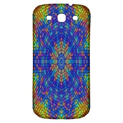 A Creative Colorful Backgroun Samsung Galaxy S3 S Iii Classic Hardshell Back Case