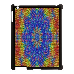 A Creative Colorful Backgroun Apple Ipad 3/4 Case (black)
