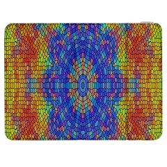 A Creative Colorful Backgroun Samsung Galaxy Tab 7  P1000 Flip Case
