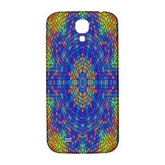 A Creative Colorful Backgroun Samsung Galaxy S4 I9500/i9505  Hardshell Back Case