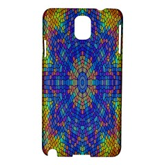A Creative Colorful Backgroun Samsung Galaxy Note 3 N9005 Hardshell Case