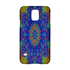 A Creative Colorful Backgroun Samsung Galaxy S5 Hardshell Case