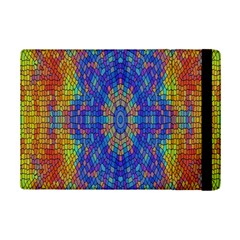 A Creative Colorful Backgroun iPad Mini 2 Flip Cases