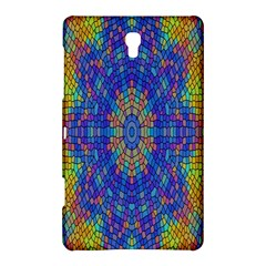 A Creative Colorful Backgroun Samsung Galaxy Tab S (8.4 ) Hardshell Case
