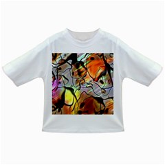 Abstract Pattern Texture Infant/Toddler T-Shirts
