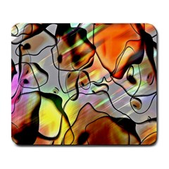 Abstract Pattern Texture Large Mousepads