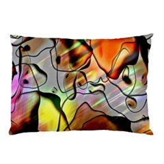 Abstract Pattern Texture Pillow Case