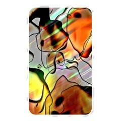 Abstract Pattern Texture Memory Card Reader