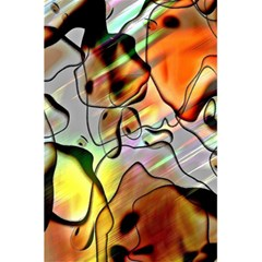 Abstract Pattern Texture 5 5  X 8 5  Notebooks