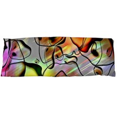 Abstract Pattern Texture Body Pillow Case Dakimakura (two Sides)