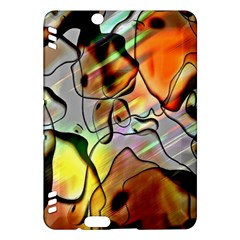 Abstract Pattern Texture Kindle Fire Hdx Hardshell Case