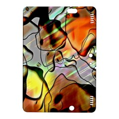 Abstract Pattern Texture Kindle Fire HDX 8.9  Hardshell Case