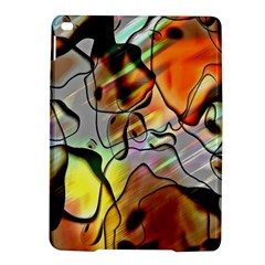 Abstract Pattern Texture Ipad Air 2 Hardshell Cases