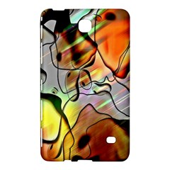 Abstract Pattern Texture Samsung Galaxy Tab 4 (7 ) Hardshell Case