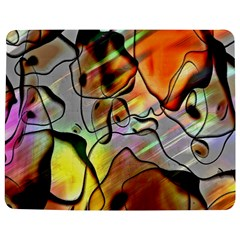 Abstract Pattern Texture Jigsaw Puzzle Photo Stand (rectangular)