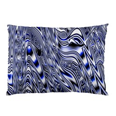 Aliens Music Notes Background Wallpaper Pillow Case
