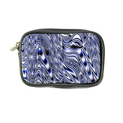 Aliens Music Notes Background Wallpaper Coin Purse
