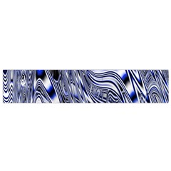 Aliens Music Notes Background Wallpaper Flano Scarf (Small)
