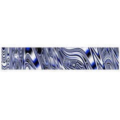 Aliens Music Notes Background Wallpaper Flano Scarf (large)