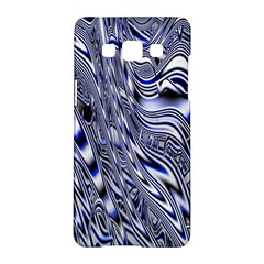 Aliens Music Notes Background Wallpaper Samsung Galaxy A5 Hardshell Case