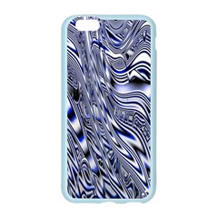 Aliens Music Notes Background Wallpaper Apple Seamless iPhone 6/6S Case (Color)