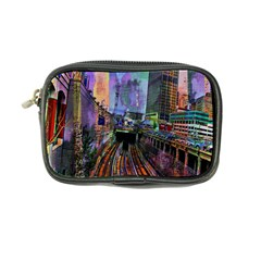 Downtown Chicago City Coin Purse